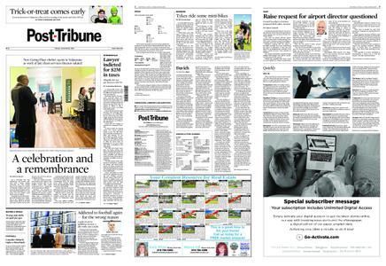 Post-Tribune – October 18, 2019