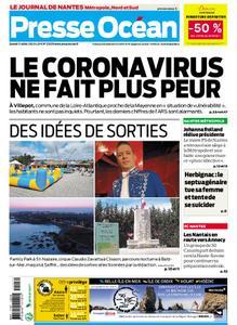 Presse Océan Nantes Sud Vignoble – 11 juillet 2020