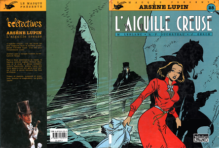Arsène Lupin - Tome 5 - L'aiguille Creuse