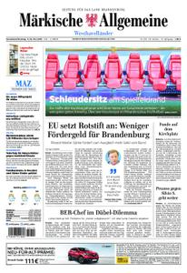 Märkische Allgemeine Westhavelländer - 11. Mai 2019