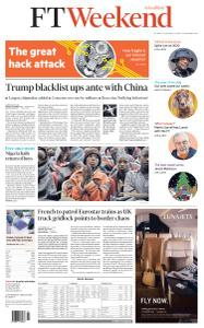 Financial Times Asia - December 19, 2020