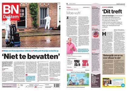 BN DeStem - Bergen op Zoom – 20 augustus 2019