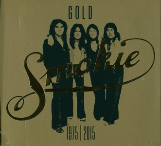 Smokie - Gold 1975-2015 (2015) {40th Anniversary Deluxe Edition}