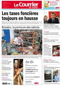 Le Courrier de l'Ouest Cholet – 18 novembre 2020