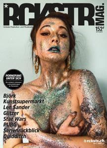 RCKSTR Magazine - November 2017