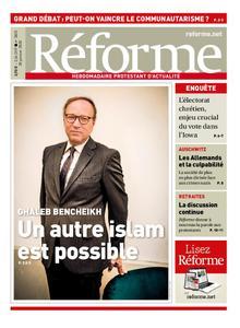Réforme – 29 janvier 2020