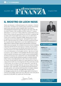 Altroconsumo Finanza N.1315 - 23 Aprile 2019