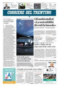 Corriere del Trentino - 17 Febbraio 2018