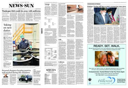 Lake County News-Sun – April 09, 2020