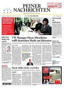 Peiner Nachrichten - 13. September 2017