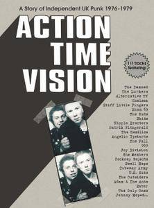 VA - Action Time Vision: A Story Of UK Independent Punk 1976-1979 (2016)
