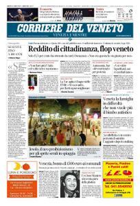 Corriere del Veneto Venezia e Mestre – 27 luglio 2019