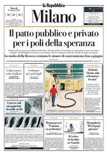 la Repubblica Milano - 17 Marzo 2020