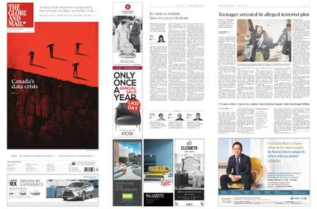 The Globe and Mail – January 26, 2019