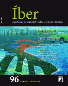 Íber. Didáctica de las Ciencias Sociales, Geografía e Historia - julio 2019