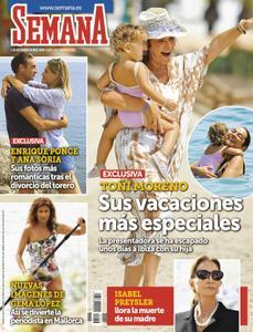 Semana España - 01 septiembre 2021