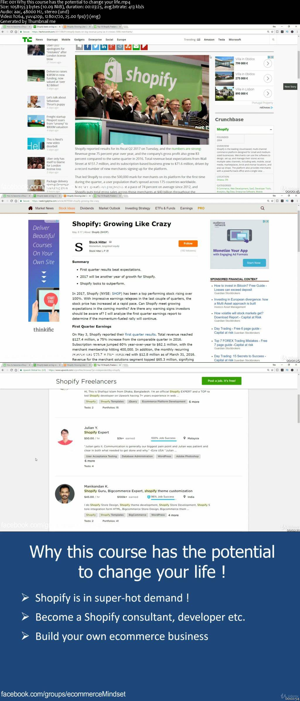Make Money Become a Shopify Expert (from zero to hero )