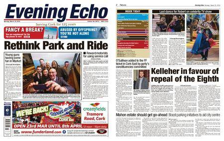 Evening Echo – March 12, 2018