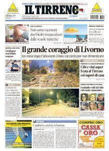 Il Tirreno Livorno - 10 Ottobre 2017