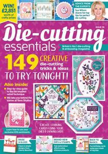 Die-cutting Essentials – May 2021