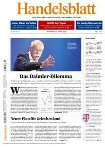 Handelsblatt - 04. April 2018