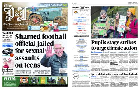 The Press and Journal Inverness – November 30, 2019
