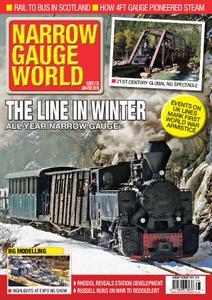 Narrow Gauge World – January 2019