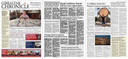 Gibraltar Chronicle – 23 May 2020
