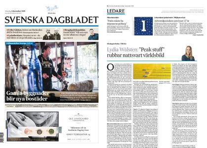 Svenska Dagbladet – 01 december 2019