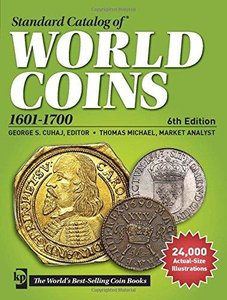 Standard Catalog of World Coins, 1601-1700 (6th edition)
