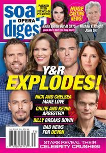 Soap Opera Digest - September 02, 2019