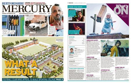 Hertfordshire Mercury Cheshunt and Waltham – September 30, 2021