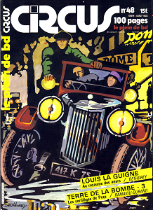 Circus - Tome 48
