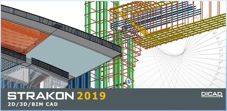 DICAD Strakon Premium 2019 SP1.2.3