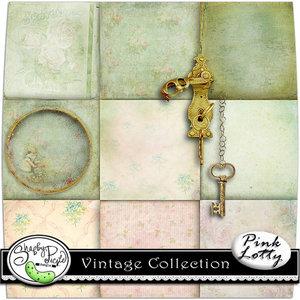 Scrap Kit: Vintage Collection