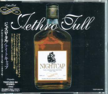 Jethro Tull - Nightcap: The Unreleased Masters 1973–1991 (1993) {1996, Japan 1st Press}