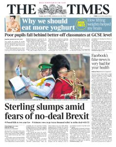 The Times - 30 July 2019