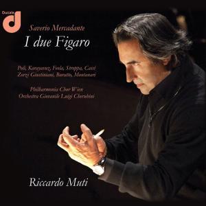 Riccardo Muti, Luigi Cherubini Youth Orchestra - Saverio Mercadante: I due Figaro (2013)