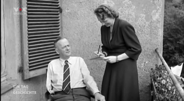 Ein Tag schreibt Geschichte - Stundenprotokoll 30. April 1945 - 19:00 Uhr