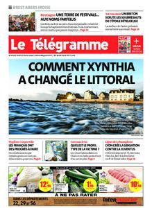 Le Télégramme Brest Abers Iroise – 27 février 2020