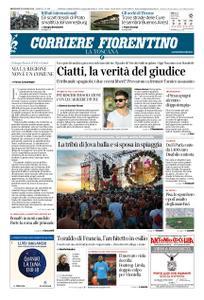 Corriere Fiorentino La Toscana – 31 luglio 2019