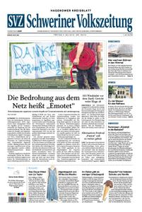 Schweriner Volkszeitung Hagenower Kreisblatt - 05. Juli 2019
