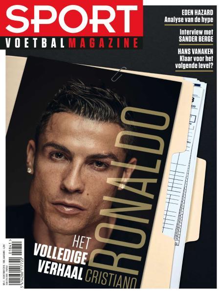 Sport Voetbal Magazine - 10 Oktober 2018