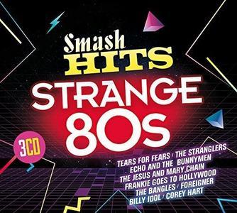VA - Smash Hits Strange 80s (2017)