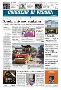 Corriere di Verona – 19 agosto 2020