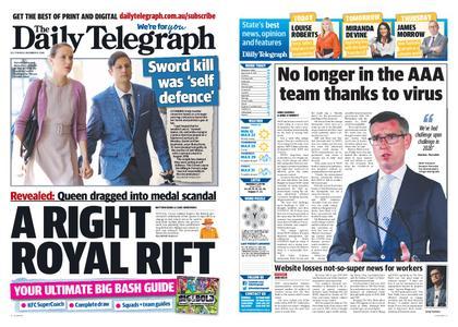 The Daily Telegraph (Sydney) – December 08, 2020