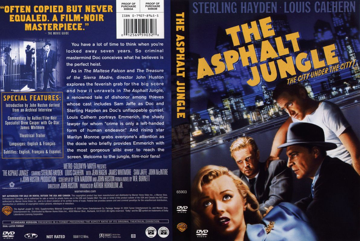 The Asphalt Jungle (1950) [Re-UP]