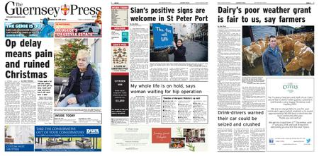 The Guernsey Press – 14 December 2018