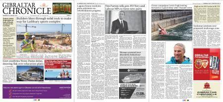 Gibraltar Chronicle – 30 August 2018