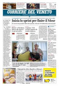 Corriere del Veneto Padova e Rovigo – 25 novembre 2018